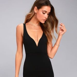 Sexy LBD from Lulu's
